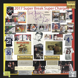 2017 Super Break Super Charged Edition Series Two Hobby Case