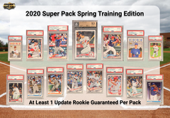 2020 SUPER PACK SPRING TRAINING EDITION BOX