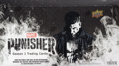 2020 Upper Deck Marvel The Punisher Hobby Box