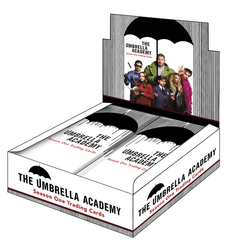 2020 Rittenhouse The Umbrella Academy Season 1 Trading Cards Box