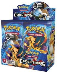 2020 Pokemon XY Evolutions Booster Box