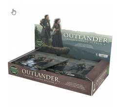 2020 Cryptozoic Outlander Season 4 Hobby Box