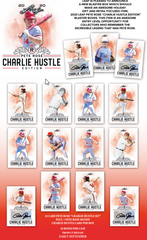 "2020 Leaf Pete Rose ""Charlie Hustle Edition"" Baseball Box"