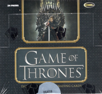 2020 Rittenhouse Game of Thrones: The Complete Series Trading Cards Box