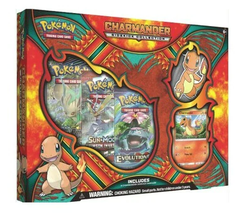 Pokémon Charmander Sidekick Collection 12 Box Case