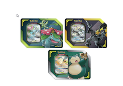 Pokemon Tag Team Tin - 9 Tin Case