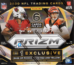 2020 Panini Prizm Football Tmall Edition Box