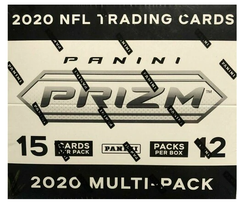 2020 Panini Prizm Football Cello / Multi-Pack Box