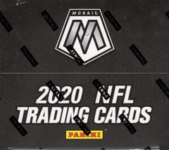 2020 Panini Mosaic Football No Huddle Box