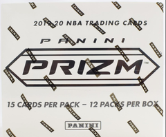 2019/20 Panini Prizm Basketball Multi-Pack Box