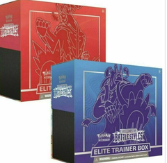 Pokémon Sword & Shield Battle Styles Elite Trainer Box