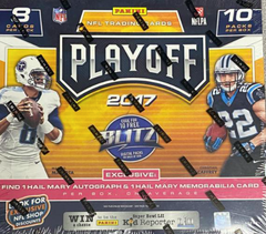 2017 Panini Playoff Football Mega Box