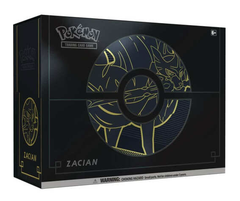 Pokémon TCG Sword & Shield Elite Trainer Box Plus Zacian or Zamazenta