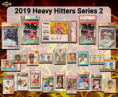 2019 Super Break Heavy Hitters 2.0 Box