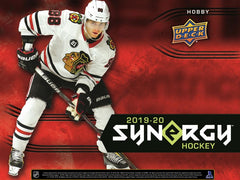 2019/20 Upper Deck Synergy Hockey Hobby Box