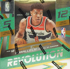 2019/20 Panini Revolution Chinese New Year Basketball Box