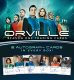 2019 Rittenhouse The Orville Season 1 Trading Cards Box
