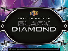 2019/20 Upper Deck Black Diamond Hockey Hobby Box