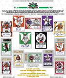 2017 Leaf Valiant Football Hobby Box (SEP 1st)