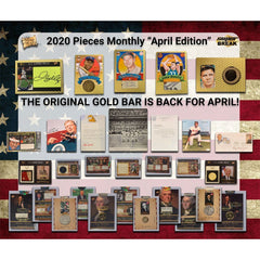 2020 Piece of the Past Monthly April Box