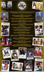 2017/18 Leaf Hockey Hobby Box