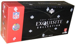 2007 Upper Deck Exquisite Football Hobby Box