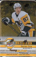 2019/20 Upper Deck Series 1 Hockey Tin