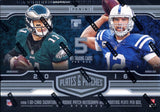 2016 Panini Plates & Patches Football Hobby Box