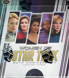 2017 Rittenhouse Women of Star Trek 50th Anniversary Hobby Box