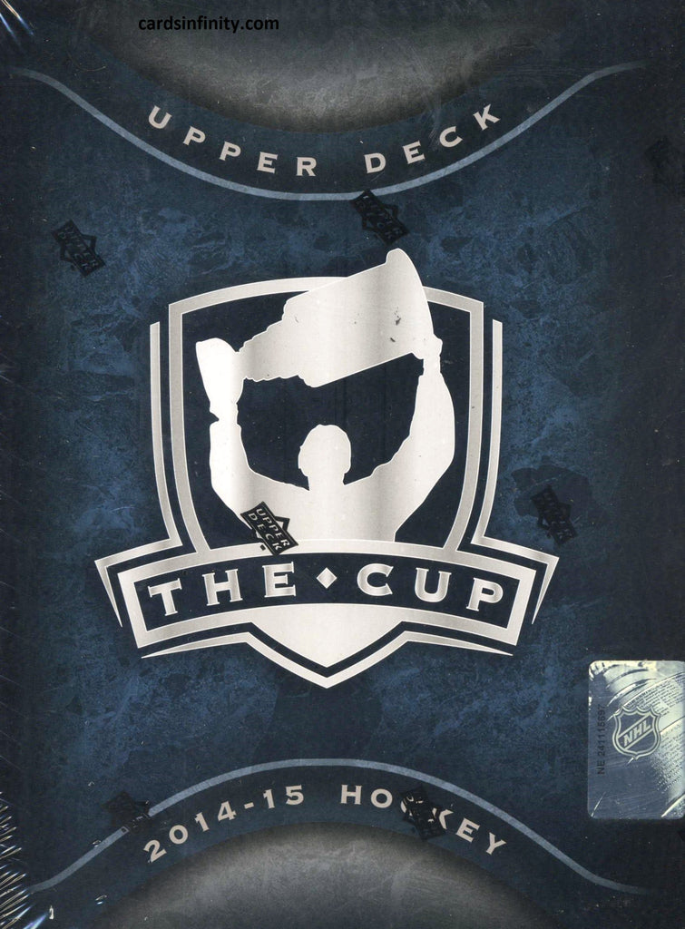 2014/15 Upper Deck The CUP Hockey Hobby Box