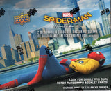 2017 Upper Deck Marvel Spider-Man Homecoming Hobby Box