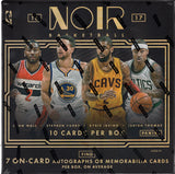 2016/17 Panini Noir Basketball Hobby Box