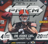 2014 Panini Prizm Football Hobby Box