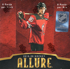 2019/20 Upper Deck Allure Hockey Hobby Box