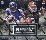 2014 Panini Playbook Football Hobby Box