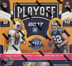 2017 Panini Playoff Football Hobby Box