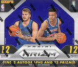 2018/19 Panini Prizm Basketball Hobby Box