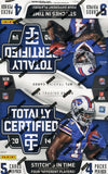 2014 Panini Totally Certified Football Hobby Box