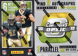2017 Panini Contenders Optic Football Hobby Box