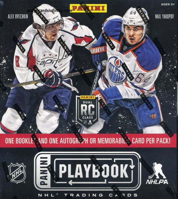 2013/14 Panini Playbook Hockey Hobby Box