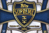 2015 Topps Supreme Football Box