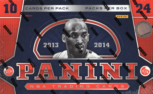 2013/14 Panini Basketball Hobby Box