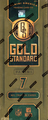 2019 Panini Gold Standard Football Hobby Box