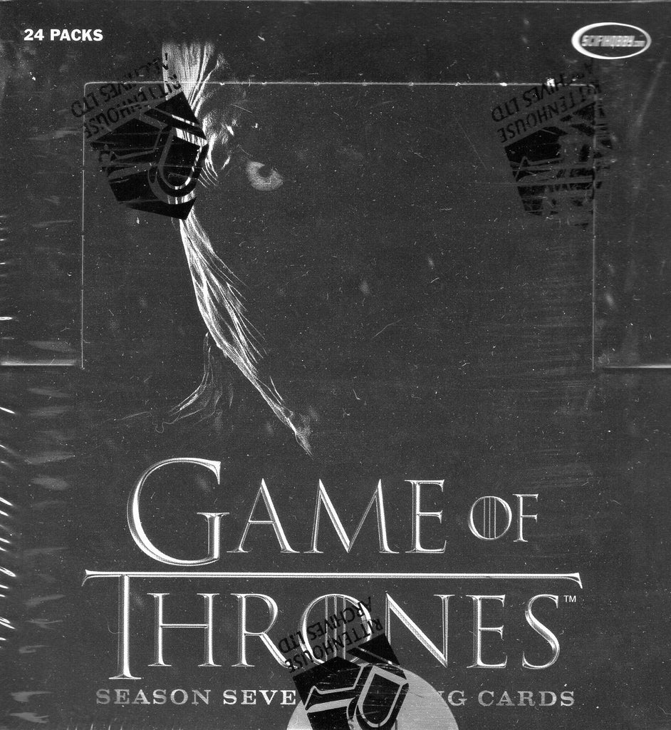 2018 Rittenhouse Game of Thrones Season 7 Hobby Box
