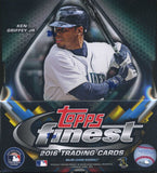 2016 Topps Finest Baseball Hobby Box
