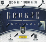 2013/14 Panini Rookie Anthology Hockey Hobby Box