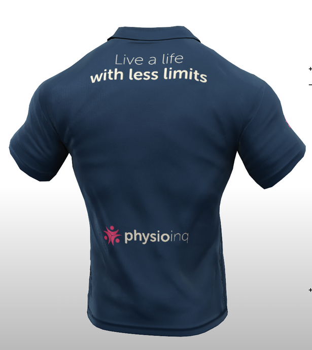 Live a Life with Less Limits Polo