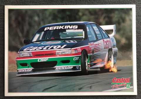 1993 Castrol Racing Larry Perkins Poster