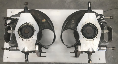 Perkins Engineering Front Upright Set 17