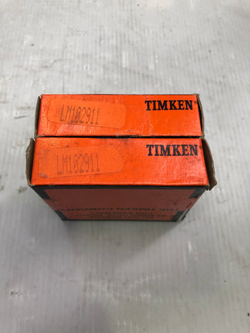 Bearings Timken LM102911